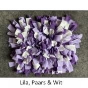 Beste snuffelmat hond kat zelf maken kant en klaar pakket goedkoop online kopen bestellen paars