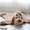 Slaapkussen slaapkleed hondenmand hondenkussen hond labrador