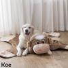 Slaapkussen slaapkleed hondenmand hondenkussen koe labradoodle