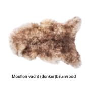 Mouflon Moeflon schapenvacht hondenmand hond puppy Sheepskin dog aanbieding vacht schaap groothandel