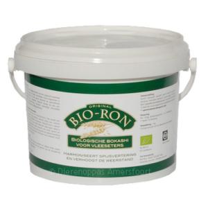 Bio-Ron Bokashi probiotica origineel en graanvrij voor honden hond
