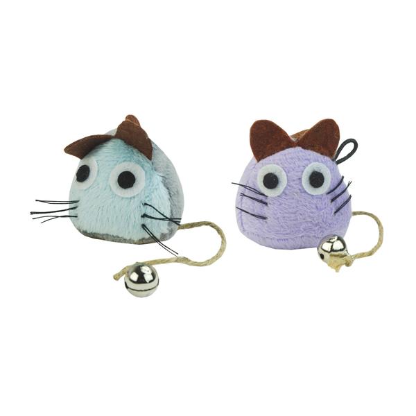 Crazy catnip madnip speelgoedmuisjes kattenspeelgoed