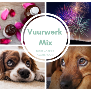 Kalmeringsmiddel middel druppels medicatie vuurwerkangst hond angstmix vuurwerkmix vuurwerk angst hond homeopathie homeopatisch bach bloesem