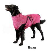 Chillcoat Hondenbadjas badjas hond honden grijs goedkoop aanbieding bestellen