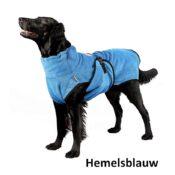 Chillcoat Hondenbadjas badjas hond honden pastel blauw hemels goedkoop aanbieding op maat