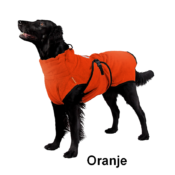 Hondenbadjas badjas hond honden aqua goedkoop aanbieding oranje