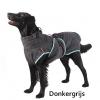 Hondenbadjas badjas voor honden grijs