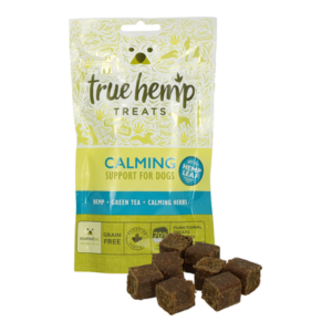 Kalmerende hondensnoepjes - True Hemp Calming Treats