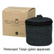 RelaxoPet Dog Pro Relaxodog & Relaxocat ervaringen reviews beoordelingen hond puppy verlatingsangst tasje bag opbergzakje tas