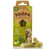 Soopa Sticks Boerenkool & Appel honden dental sticks