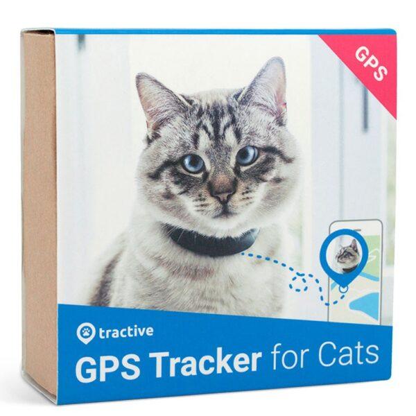 Tractive GPS tracker systeem voor katten3