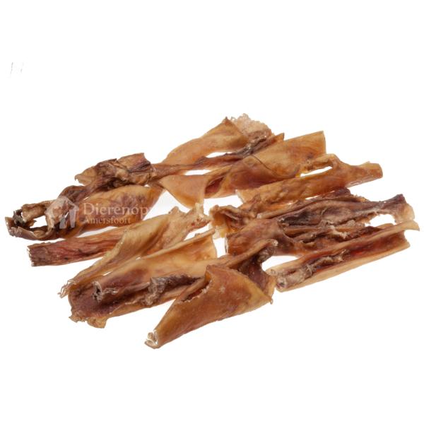Runderkophuid harde kluif runder kophuid hond kauwsnacks kauw snack bot