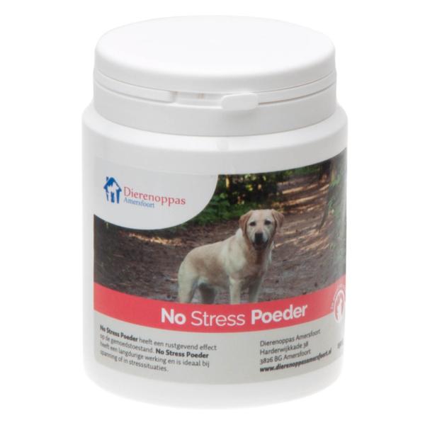 No Stress Mix poeder vuurwerk onweer hond angst vuurwerkangst