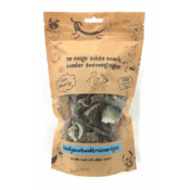 Verse vishapjes Kabeljauwhuidtrainers hond hondensnacks gezond natuurlijk