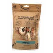 Verse vishapjes kreeftjes kreeft hond hondensnacks gezond natuurlijk