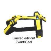 tuigje annyX anny-X gevoerd Y-tuig limited edition yellow black geel zwart
