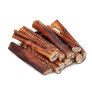 Natuurlijke harde kauwsnack hondensnack bullepees bullenpees bullepezen goedkoop bestellen aanbieding
