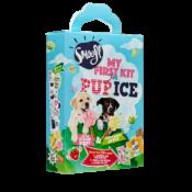 Smoofl Puppykit puppybox aardbei aarbeid appel kit strawberry apple travelbox starterskit hondenijsjes maken