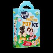 Smoofl Puppykit puppybox aardbei banaan puppy kit strawberry banana strawberry apple travelbox starterskit hondenijsjes maken
