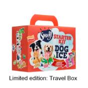 Verkoeling starterskit travelkit travelbox hond honden ijsjes zelf maken goedkoop aanbieding recept