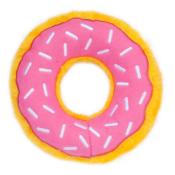 Donut roze zippypaws zippy paws knuffel speelgoed hond donutz