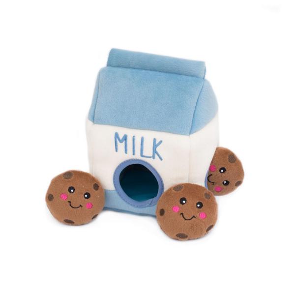 Zippypaws Zippy paws Milk Cookies knuffel hond honden goedkoop online
