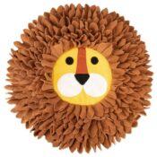 Snuffelspel snuffelmat leeuw snuffeldeken hond