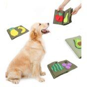 Zoekspel snuffelspel snuffelboek boek hersenwerk denkwerk honden
