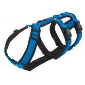 AnnyX Anny-X Safety Harnass Harness tuigje anti-ontsnappingstuig hond veiligheidstuig buitenlandse honden blauw