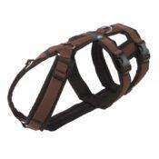 AnnyX Anny-X Safety Harnass Harness tuigje anti-ontsnappingstuig hond veiligheidstuig buitenlandse honden bruin