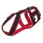 AnnyX Anny-X Safety Harnass Harness tuigje anti-ontsnappingstuig hond veiligheidstuig buitenlandse honden rood