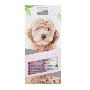 Greenfields Labradoodle Care Set 2x250ml hondenshampoo honden shampoo natuurlijk parabenen vrij