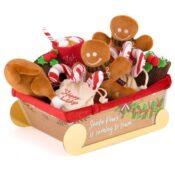 PLAY p.l.a.y. stevige kerstknuffels kerst knuffels hond honden
