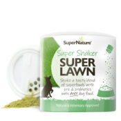 SuperNature Super Lawn Super Shaker voedingssupplement voeding supplement hond