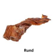 Achillespees rund met bot kraakbeen harde kauwsnack kauwbot hond honden