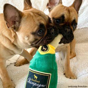FuzzYard Fuzz Yard hondenspeelgoed knuffels stevig sterk hondenknuffel hond puppy Lexicoop.frenchies