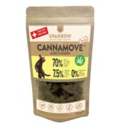 SPARROW Pet CannaMove® Forte Joint Fit Snack 200g snacks snoepjes product atrose groenlipmossel duivelsklauw kurkuma hond puppy