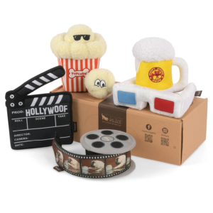Hollywoof Cinema Collection play P.L.A.Y. hollywood knuffels hond puppy