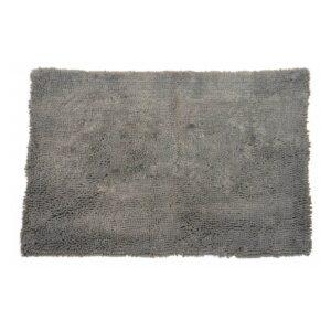 Grote soggydoggy droogloopmat droogloop mat hond deurmat grijs 66 x 91cm