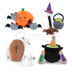 ZippyPaws Zippy Paws limited edition Halloween knuffel collectie voor honden